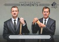2014-15 SP Authentic Hockey #178 Rob Blake/Mike Modano Modern Moments HOF