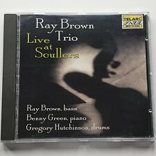 Ray Brown Trio – Live at Scullers (CD) – Mint Condition*