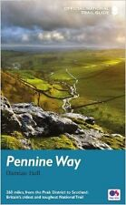 Pennine Way: National Trail Guide New Paperback Book Damian Hall