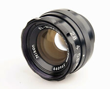 Nikon EL-Nikkor 50mm 2,8 Vergrößerungsobjektiv 396099