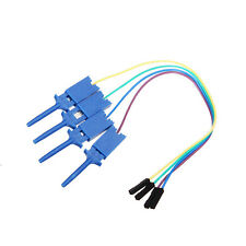 1PCS Test Clamp Wire Hook Test Clip for Logic Analyzer Electronic Components S