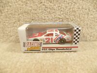 New 1992 Action 1:64 Diecast NASCAR Morgan Shepherd Citgo Ford Thunderbird #21