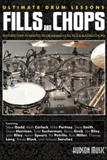 FILLS & CHOPS ULTIMATE DRUM LESSONS SERIES INSTRUCTIONAL DVD