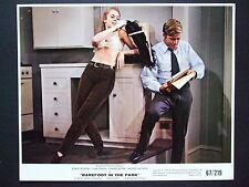 ORIGINAL PROMO PHOTO ROBERT REDFORD JANE FONDA - BAREFOOT IN THE PARK FILM MOVIE