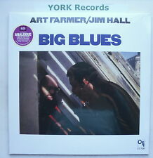ART FARMER / JIM HALL - Big Blues - NEW 180g LP Record