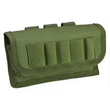 NcStar Vism Tactical MOLLE Shotgun Shell 17 Round Pouch Case CV12SHCG- OD Green