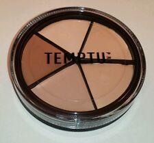 TEMPTU CONCEALER WHEEL Foundation face Makeup heavy coverage make-up coverup