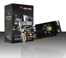 AFOX Geforce GT210 1GB DDR3 AF210-1024D3L2-V3 PCIE Card VGA HDMI DVI Low Profile
