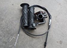 50 150cc 110cc Quad Atv Pit Bike Throttle Lever Thumb Controller Assembly Cable