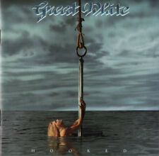 Great White – Hooked- CD  New