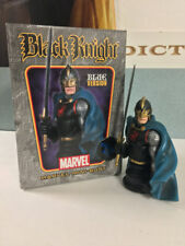 Marvel 8'' BLACK KNIGHT Mini-Bust (Blue Version) Limited of 1500 Bowen Pre-Owned
