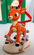 RUDOLPH & Island of Misfit Toys Ornament from Midwest of Canon Falls - RUDOLPH