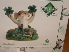 """Charming Tails """"Good Luck"""" � Retro Dean Griff St Patrick'S"""