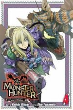 Monster Hunter: Flash Hunter, Vol. 4 by Hikami, Keiichi