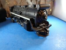 LIONEL 4-4-2 NEW YORK CENTRAL 8632 AND WHISTLING TENDER, LAYOUT TESTED 5-127-5