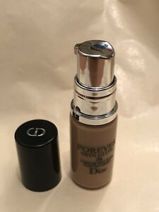 DIOR Diorskin Forever Skin Glow Fluid Foundation Shade#2N~5ml Deluxe Sample