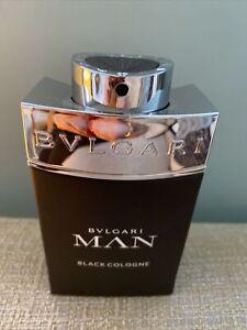 BN Bvlgari Man Black Cologne Eau de Toilette 100ml RRP £88