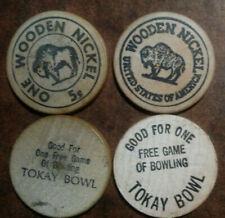 Wooden Nickels For Sale Ebay