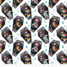 """Disney The Nightmare Before Christmas Sally White 100% cotton Fabric Remnant 29"""""""
