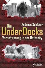 Andreas Schlüter, Verschwörung in der Hafencity - gebundene Ausgabe