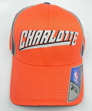 CHARLOTTE BOBCATS NBA FLEX-FIT STRETCH FIT SIZE ADULT LARGE REEBOK CAP HAT NEW!