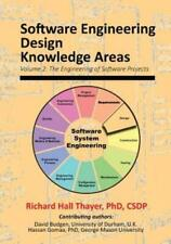Software Engineering Design Knowledge Areas: Volume 2: The Engineering of S...