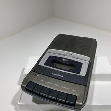 RadioShack Ctr-120 Portable Desktop Audio Cassette Voice Recorder Player