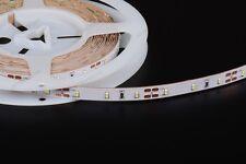 SMD3014 5m 30w 300 LED STRIP STRISCIA BIANCO NEUTRO NATURALE CON ALIMENTATORE