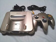 Nintendo 64 Rare Gold Japanese ver.console /  NTSC-J used