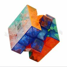 Rubik's Cube Ultra-smooth Professional Speed Transparent Cube Puzzle Twist Gift
