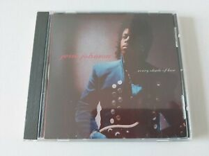 JESSE JOHNSON EVERY SHADE OF LOVE ORIGINAL CD THE TIME PRINCE RELATED