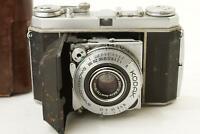 Kodak Retina Ia camera with Retina-Xenar 50/3.5lens, in case