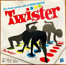 Hasbro Twister Board Game 2012 Party Game Ages 6+ Complete