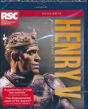 Royal Shakespeare Company Henry V Bluray Blu-ray NEW Opus Arte