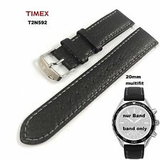 Timex Replacement Band T2N592 Sl Series Chronograph Fits T2N588 T2N590 - Spare