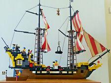 Rare Vintage Lego 6285 Black Sea Barracuda -Pirates - Complete