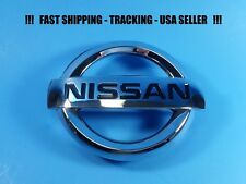 FRONT GRILL EMBLEM FOR NISSAN ALTIMA 2007 - 2012 EMBLEM BADGE USA 62890JA000