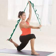 Multi-use Gym Fitness Yoga Aids Belt Exercise Stretch Out Strap Resistance Bands