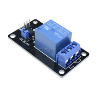 10PCS One 1 Channel Isolated Relay Module 5V With Optocoupler For Arduino