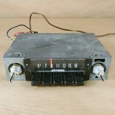 Vintage Jensen Car Stereo AM Rado Fits MG Triumph Jaguar Jensen Healey