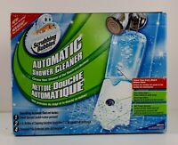Scrubbing Bubbles Automatic Shower Cleaner Dual Sprayer Kit With 2 Refills New