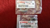 Yamaha RD350LC RD250LC 4LO 4L1 1980 - 1982 Front Sprocket Nut & Washer NEW