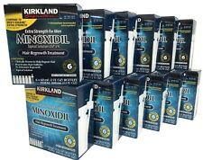 Kirkland Minoxidil 5% Extra Strength Mens Hair ReGrowth 72 Month EXP 11 / 20
