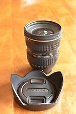 Tokina AT-X PRO 11-16mm f/2.8 SD MF DX IF AF Lens For Nikon