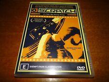 SCRATCH  A FILM BY DOUG PRAY DVD *BARGAIN*
