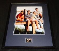 James Van Der Beek Signed Framed 16x20 Photo Poster Display Dawson's Creek