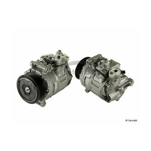One New DENSO A/C Compressor 4711434 for Dodge for Freightliner for Mercedes MB