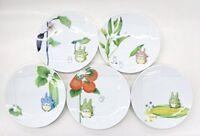 My Neighbor Totoro Vegetables Series Plate Set 15.5Cm 5 Set Japan Studio Ghibli