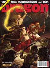 D&D d20 3rd Edition Dungeons & Dragon Magazine #326 Sewage Rakshasa!