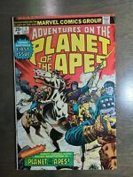 Adventures on the Planet of the Apes #1 (1975) Bronze Age Marvel VF-FN